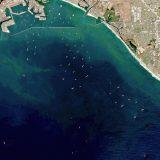 congestion at the LA harbour